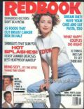 Annie Potts on the cover of Redbook (United States) - June 1991