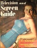 Jeanne Crain on the cover of Screen Guide (United States) - July 1951