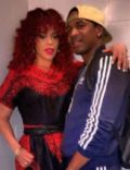 Stevie J and Faith Evans