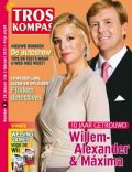 King Willem-Alexander, Princess Máxima of the Netherlands on the cover of Tros Kompas (Netherlands) - February 2012
