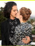 Avan Jogia and Zoey Deutch