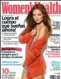 Women's Health Magazine [Chile] (March 2011)