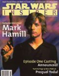 Mark Hamill on the cover of Star Wars Insider (United States) - 1997