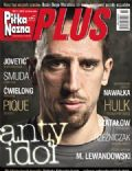 Franck Ribery on the cover of Pi Ka No Na Plus (Poland) - November 2009