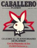 Art by Arthur Paul, Rabbit Head on the cover of Playboy (Mexico) - January 1979
