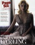 Samaire Armstrong on the cover of Page Six (United States) - October 2007