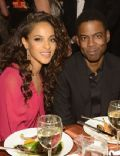Chris Rock and Megalyn Echikunwoke