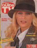 Guida TV Magazine [Italy] (29 January 1989)