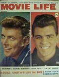 Edd Byrnes, Fabian on the cover of Movie Life (United States) - September 1959