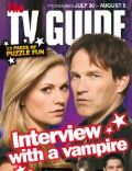 Anna Paquin, Kiel McNaughton, Stephen Moyer on the cover of TV Guide (New Zealand) - July 2011