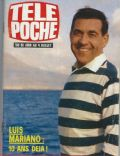 Tele Poche Magazine [France] (25 June 1980)