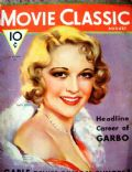 Sally Eilers on the cover of Movie Classic (United States) - August 1932