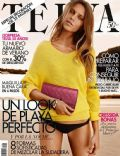 on the cover of Telva (Spain) - June 2013