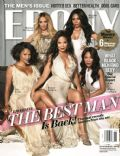 Melissa De Sousa, Monica Calhoun, Nia Long, Regina Hall, Sanaa Lathan on the cover of Ebony (United States) - November 2013