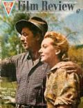 Deborah Kerr on the cover of Abc Film Review (United Kingdom) - February 1961