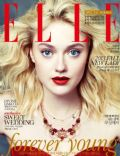 Dakota Fanning on the cover of Elle (North Korea) - September 2013