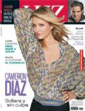 Cameron Diaz, Joaquín Furriel on the cover of Luz (Argentina) - August 2009