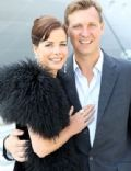 Darcey Bussell and Angus Forbes
