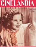 Cinelandia Magazine [Brazil] (April 1938)