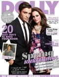 Chace Crawford, Chace Crawford and Leighton Meester, Ed Westwick, Leighton Meester on the cover of Dolly (Australia) - September 2011