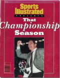 Gene Stallings on the cover of Sports Illustrated (United States) - January 1993