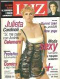 Luz Magazine [Argentina] (6 November 2005)