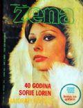Zena Magazine [Yugoslavia (Serbia and Montenegro)] (26 October 1974)