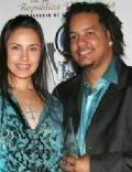 Manny Ramirez and Juliana Monterio