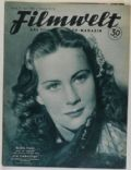Filmwelt Magazine [Germany] (15 August 1942)