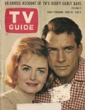 Carl Betz on the cover of TV Guide (United States) - June 1963
