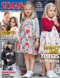 Semana Magazine [Spain] (29 April 2011)
