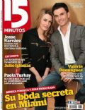 15 Minutos Magazine [Colombia] (September 2011)