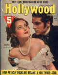 Merle Oberon on the cover of Hollywood (United States) - May 1938