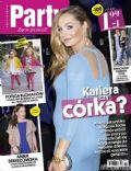 Malgorzata Socha on the cover of Party (Poland) - May 2013