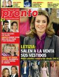 Pronto Magazine [Spain] (11 February 2012)
