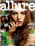 Mona Johannesson on the cover of Allure (South Korea) - May 2008
