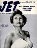 Cordie King on the cover of Jet Magazine (United States) - April 1952