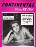 Continental Film Review Magazine [United Kingdom] (July 1959)