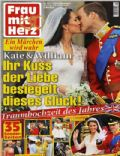 Frau Mit Herz Magazine [Germany] (2 May 2011)