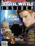 Hayden Christensen on the cover of Star Wars Insider (United States) - March 2002