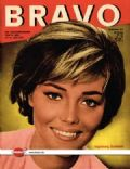 Ingeborg Schöner on the cover of Bravo (Germany) - June 1961