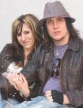 Synyster Gates and Michelle Dibenedetto