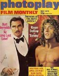 Burt Reynolds on the cover of Photoplay (United Kingdom) - May 1975