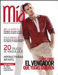 Mia Magazine [Honduras] (20 April 2012)