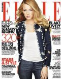 Blake Lively on the cover of Elle (Thailand) - March 2011