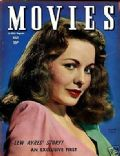 Jeanne Crain on the cover of Movies (United States) - July 1946