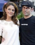 Keven Undergaro and Maria Menounos