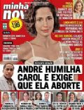 Minha Novela Magazine [Brazil] (31 May 2011)