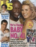 Andrew Firestone, Heidi Klum, Heidi Klum and Seal, Seal on the cover of Us Weekly (United States) - May 2009