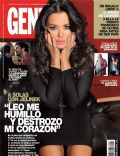 Karina Jelinek on the cover of Gente (Argentina) - September 2013
